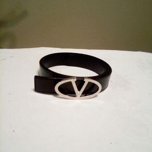Original Valentino belt
